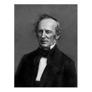 Carte Postale Portrait de Cornélius Vanderbilt de commodore