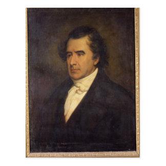 Carte Postale Portrait de Dominique Francois Jean Arago 1842