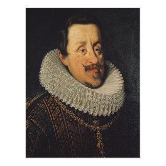 Carte Postale Portrait de Ferdinand II du Habsbourg, 1622-37