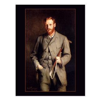 Carte Postale Portrait de frère par l'entaille d'Arthur