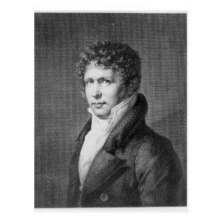 Carte Postale Portrait de Friedrich Heinrich Alexandre