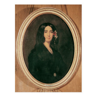Carte Postale Portrait de George Sand