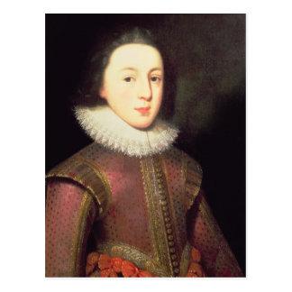 Carte Postale Portrait de Henry, prince de Galles