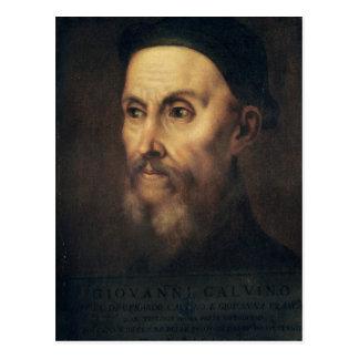 Carte Postale Portrait de Jean Calvin