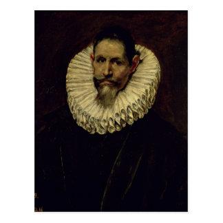 Carte Postale Portrait de Jeronimo de Cevallos, c.1610
