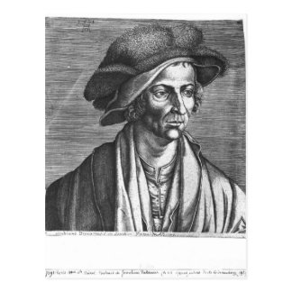 Carte Postale Portrait de Joachim Patinir, 1521