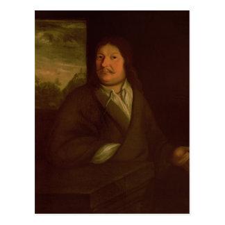 Carte Postale Portrait de Johann Ambrosius Bach, 1685