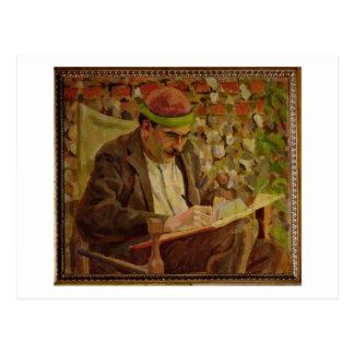 Carte Postale Portrait de John Maynard Keynes (1883-1946) (huile