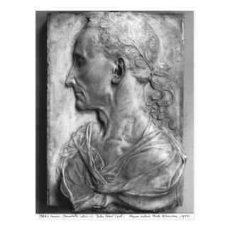 Carte Postale Portrait de Jules César