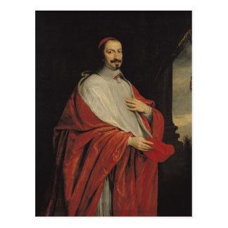Carte Postale Portrait de Jules Mazarin