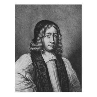 Carte Postale Portrait de l'équipage de Nathaniel, évêque de