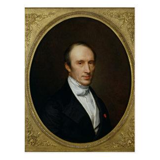Carte Postale Portrait de Louis Cauchy