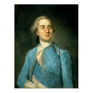 Carte Postale Portrait de Louis XVI 1775