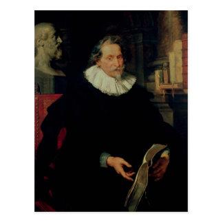 Carte Postale Portrait de Ludovicus Nonnius