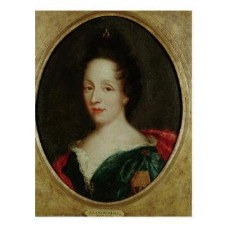 Carte Postale Portrait de Madame Champmesle