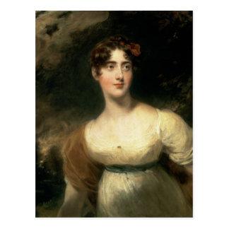 Carte Postale Portrait de Madame Emily Harriet