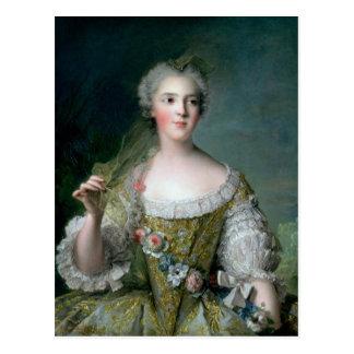 Carte Postale Portrait de Madame Sophie