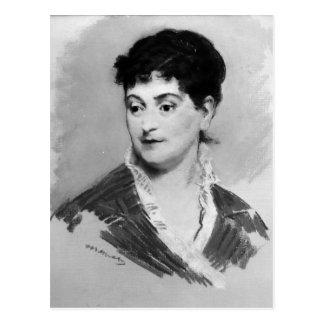 Carte Postale Portrait de Manet   de Madame Emile Zola, 1874