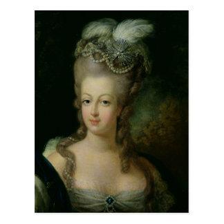 Carte Postale Portrait de Marie-Antoinette