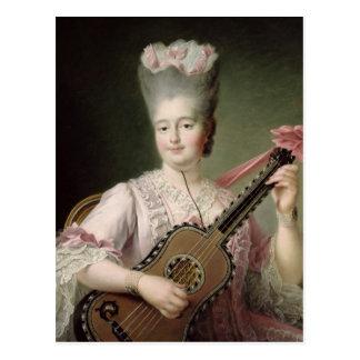 Carte Postale Portrait de Marie-Clothilde de la France