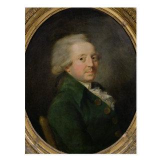 Carte Postale Portrait de Marie-Jean-Antoine-Nicolas
