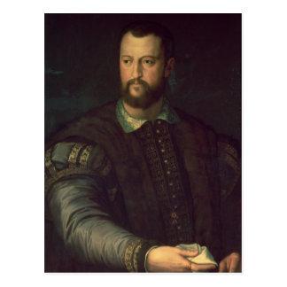Carte Postale Portrait de Medici 1559 de Cosimo I