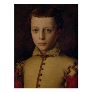 Carte Postale Portrait de Medici de Ferdinando
