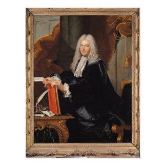Carte Postale Portrait de Philibert Orry