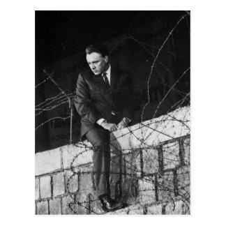 Carte Postale Portrait de Richard Burton
