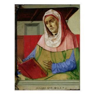 Carte Postale Portrait de Sénèque c.1475