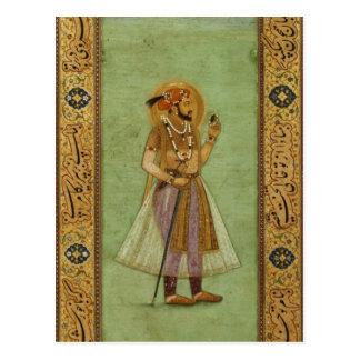 Carte Postale Portrait de Shah Jahan, 1631, Mughal