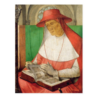 Carte Postale Portrait de St Jerome c.1475