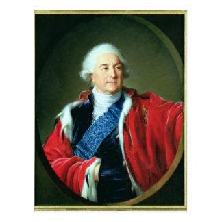 Carte Postale Portrait de Stanislas II Augustus, 1797