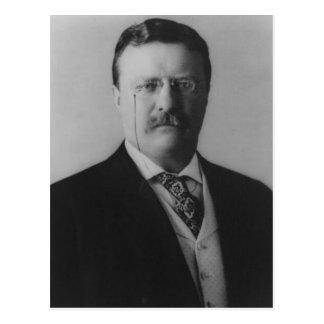 Carte Postale Portrait de Theodore Roosevelt