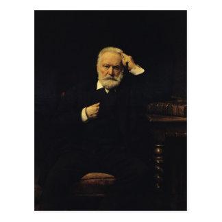 Carte Postale Portrait de Victor Hugo 1879