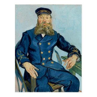 Carte Postale Portrait de Vincent van Gogh de facteur Joseph