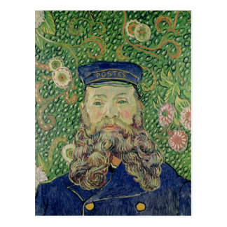 Carte Postale Portrait de Vincent van Gogh   du facteur