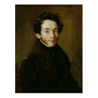 Carte Postale Portrait de von de Karl Maria Friedrich Ernst