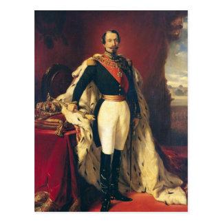 Carte Postale Portrait d'empereur du napoléon III de la France