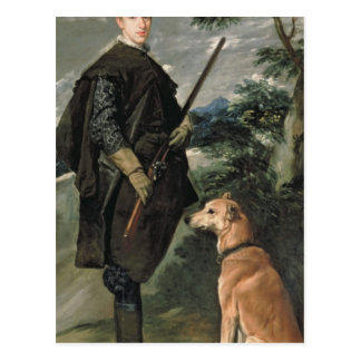 Carte Postale Portrait d'Infante cardinal Ferdinand
