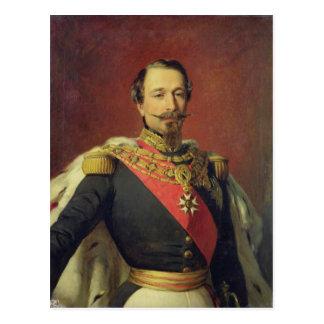 Carte Postale Portrait du napoléon III de Louis d'empereur