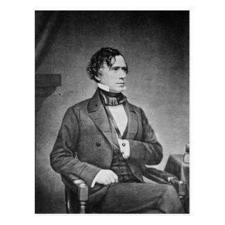 Carte Postale Portrait du Président Franklin Pierce par M Brady