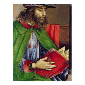 Carte Postale Portrait du Solon c.1475