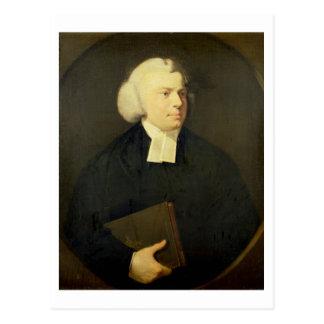 Carte Postale Portrait d'un ecclésiastique