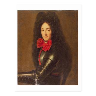 Carte Postale Portrait d'un noble