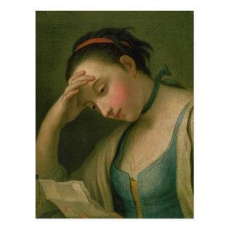 Carte Postale Portrait d'une femme 2