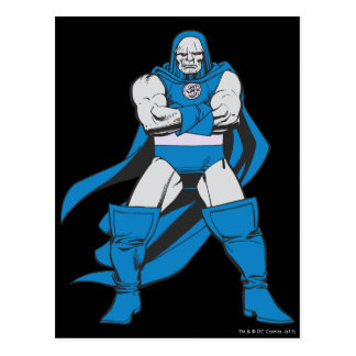 Carte Postale Poses de Darkseid