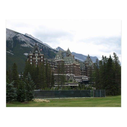 Carte Postale Postcard Banff Springs Hotel, Alberta, Canada