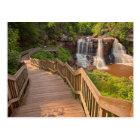Carte Postale Postcard Blackwater Falls State Park West Virginia