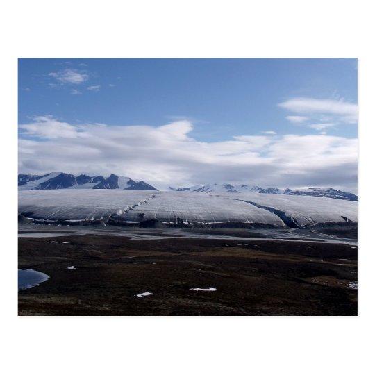 Carte Postale Postcard Bylot Island Glacier, Nunavut, Canada